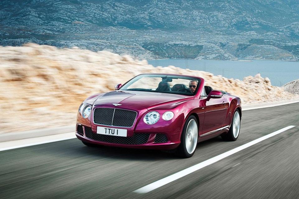 Bentley Continental GT Speed Convertible (3)