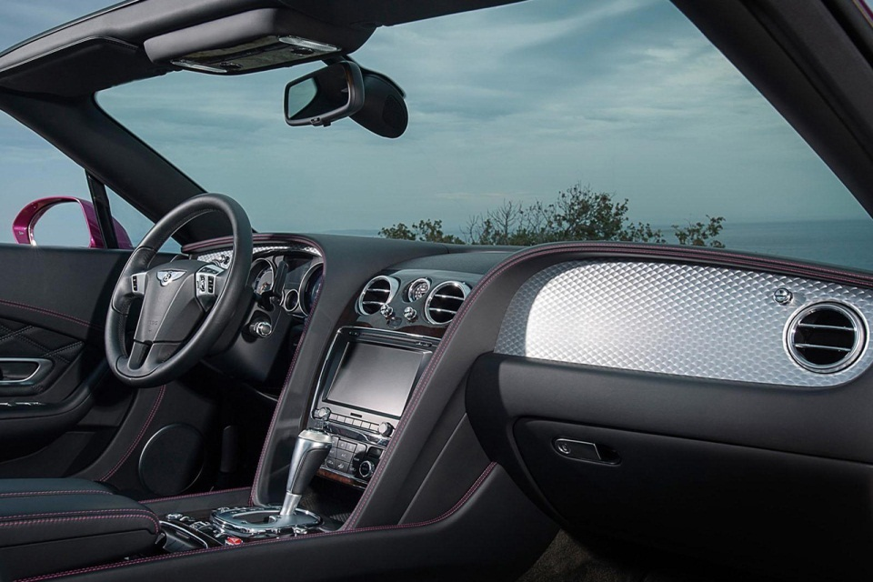 Bentley Continental GT Speed Convertible (5)