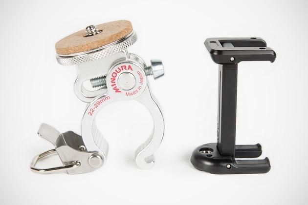 Bikepod – Bicycle Camera Tripod