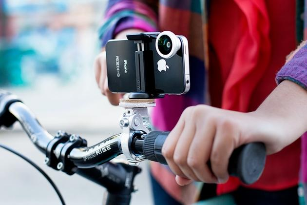 Bikepod – Bicycle Camera Tripod
