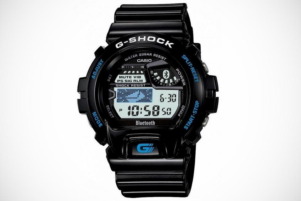 Casio G-Shock Bluetooth Watch