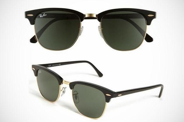 Clubmaster by Ray Ban
