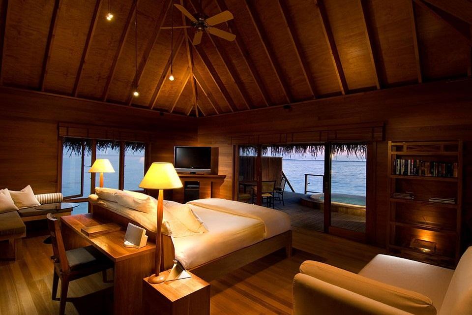 Conrad Rangali Island Resort - Maldives (17)
