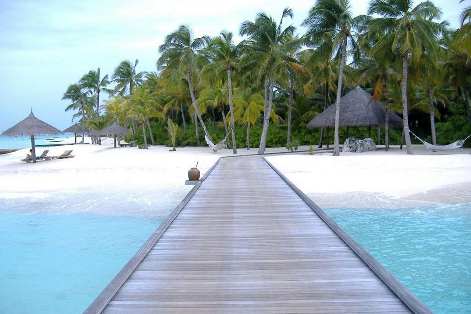 Conrad Rangali Island Resort - Maldives (4)
