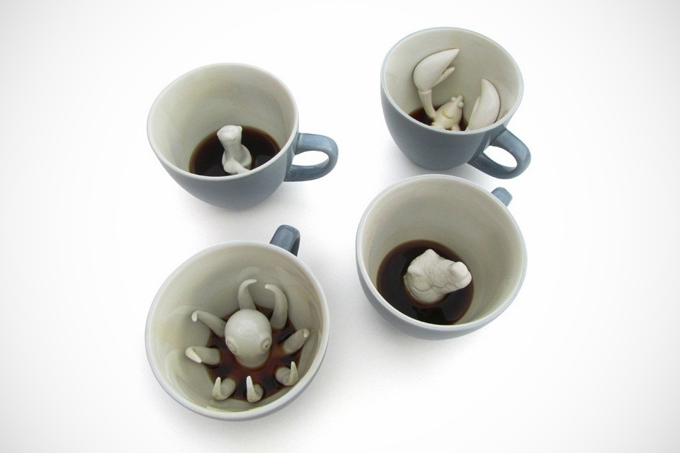 Creative Creature Mugs