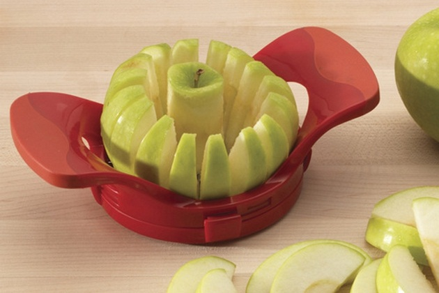Dial-A-Slice – Apple Corer and Slicer