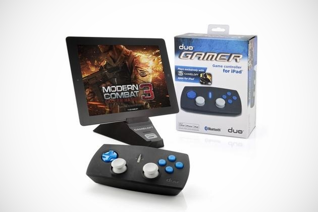Duo Gamer – Wireless Game Controller