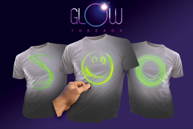 Glow-Threads-T-shirt