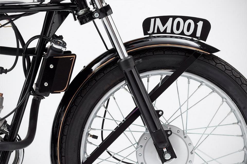 Janus Motorcycles - Halcyon 50