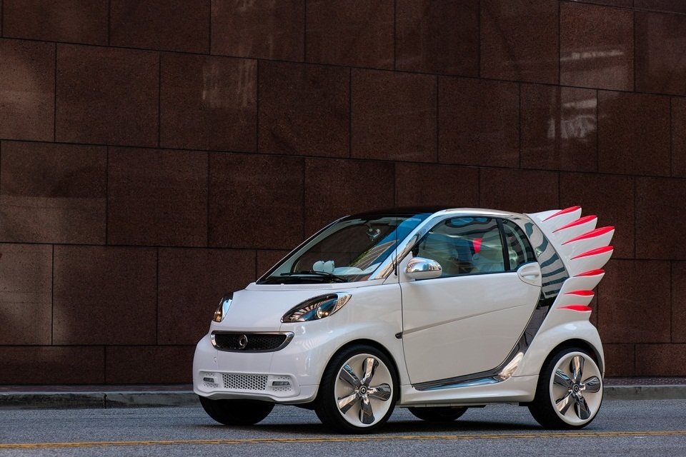 Jeremy Scott-designed custom Smart ForTwo (5)