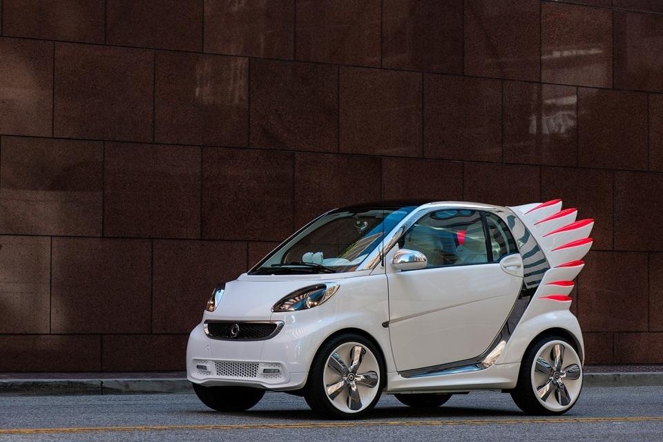 Jeremy Scott-designed custom Smart ForTwo (5)