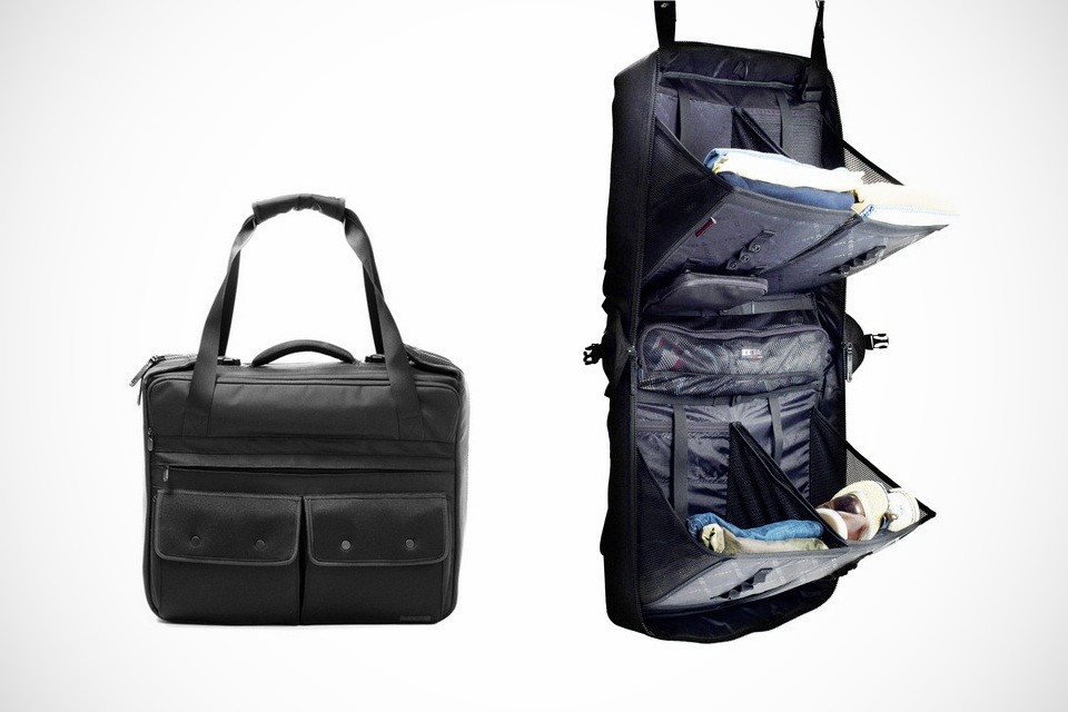 Lexdray London Garment Bag