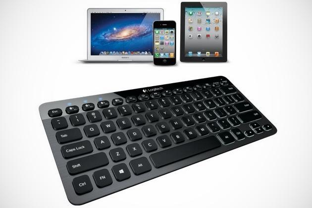 Logitech Bluetooth Illuminated Keyboard K810