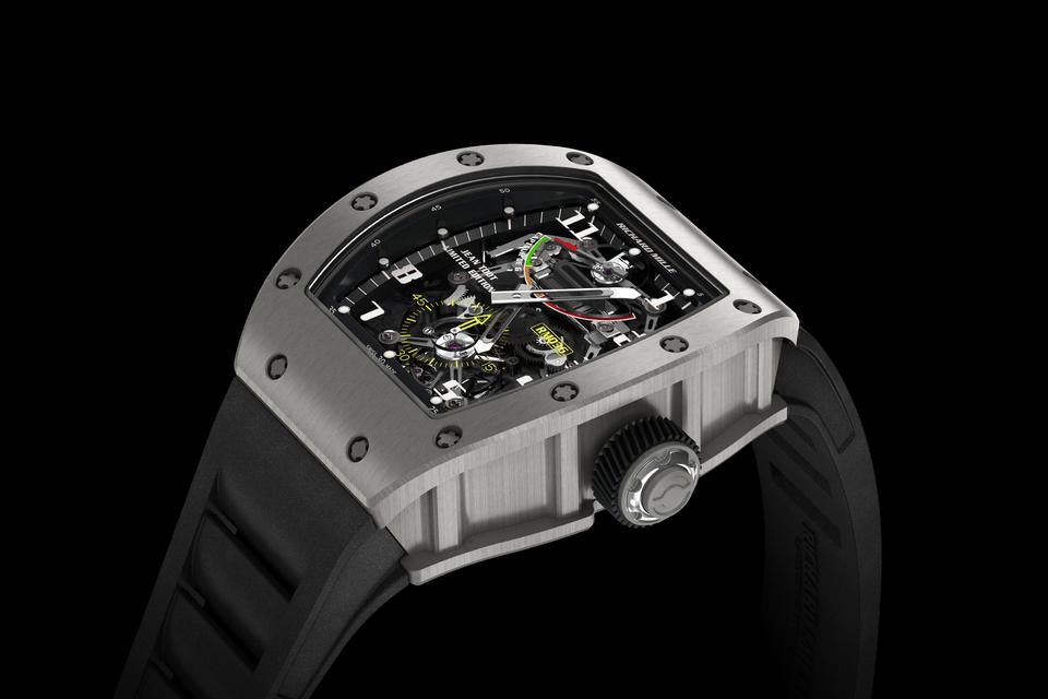 Richard Mille RM036 Jean Todt Limited Edition