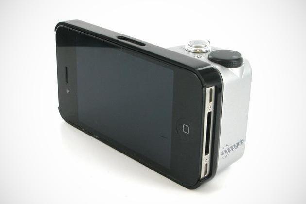 Snappgrip Phone Camera Control