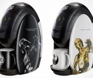 Star Wars Edition Coffee Machine