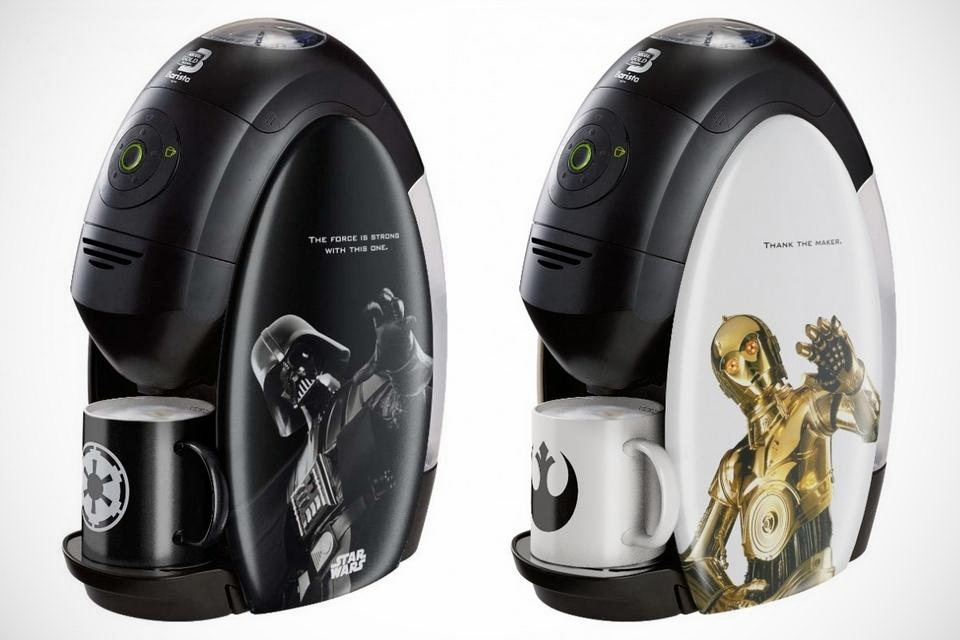 Star Wars Edition Coffee Machine
