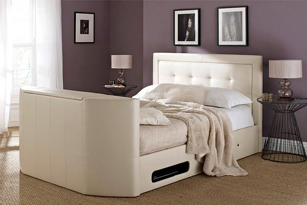 TV Bed – Functional Solution for Modern Bedroom