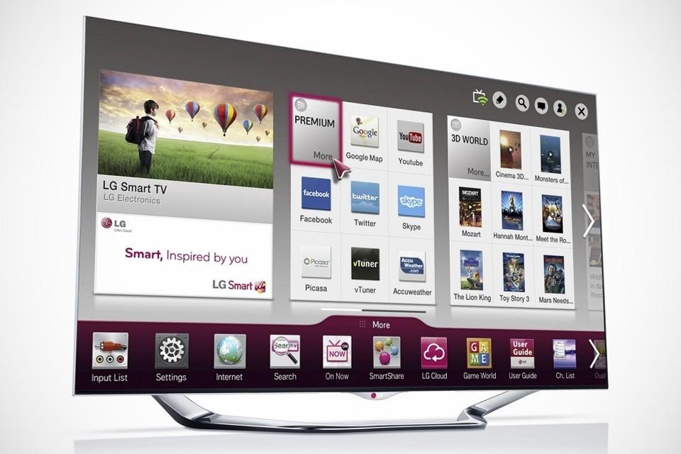 2013 LG Cinema 3D Smart TV