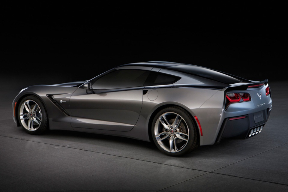 2014 Chevrolet Corvette Stingray (7)