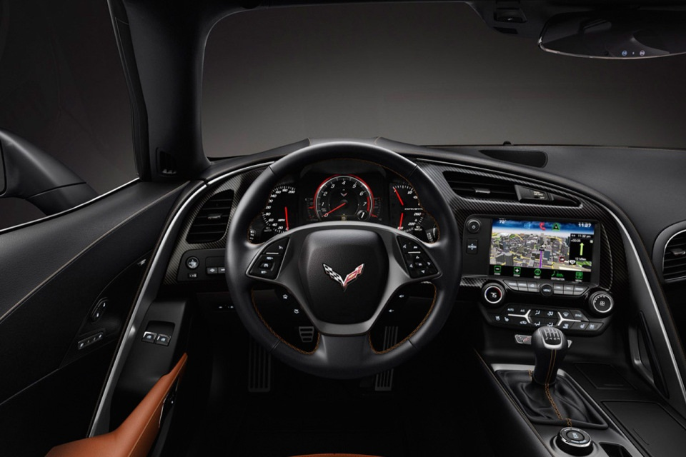 2014 Chevrolet Corvette Stingray (1)
