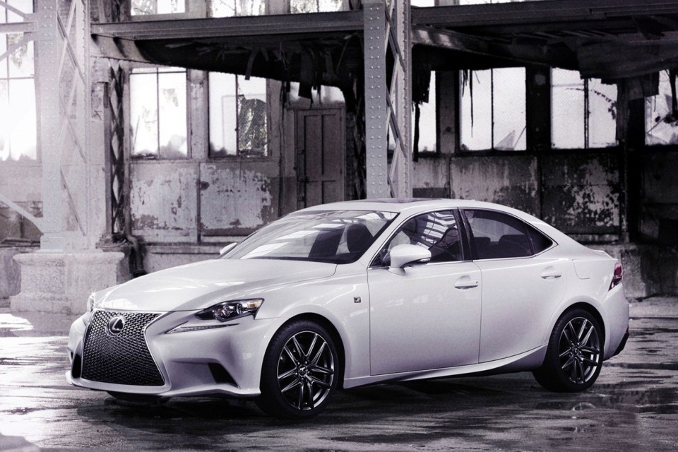 2014 Lexus IS (6)