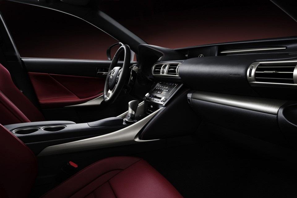 2014 Lexus IS (4)