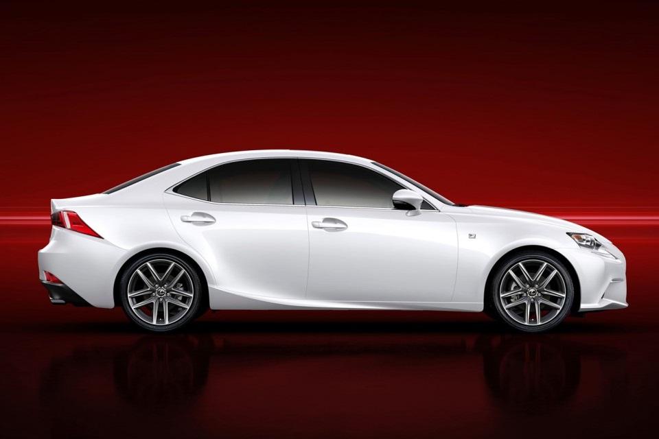2014 Lexus IS (2)