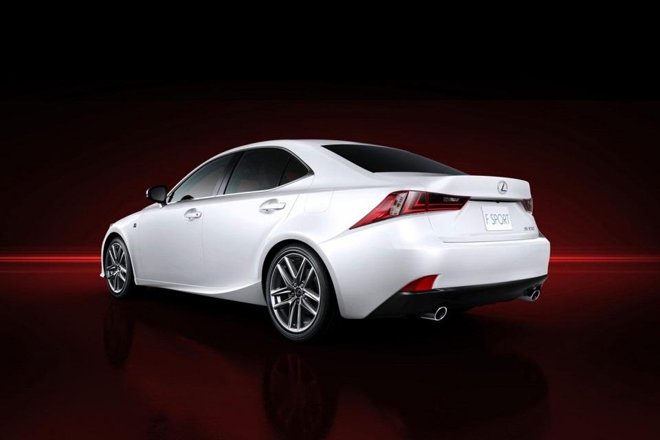 2014 Lexus IS (1)