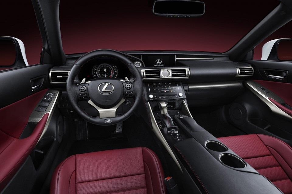 2014 Lexus IS (8)