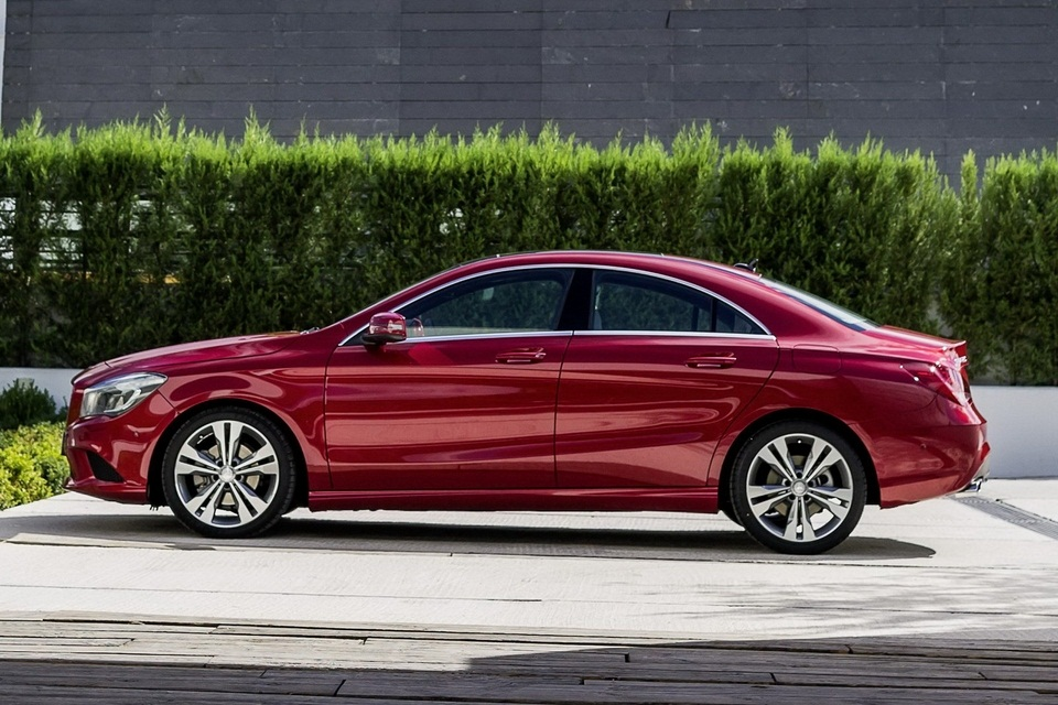 2014 mercedes benz cla class. Cars Review. Best American Auto & Cars Review