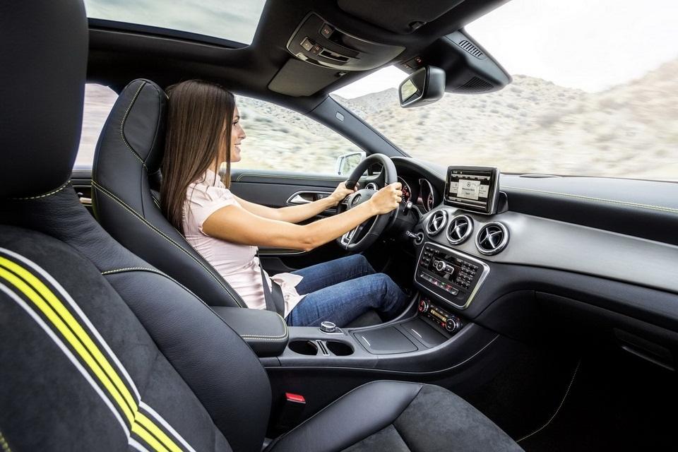 2014 Mercedes-Benz CLA Class (2)