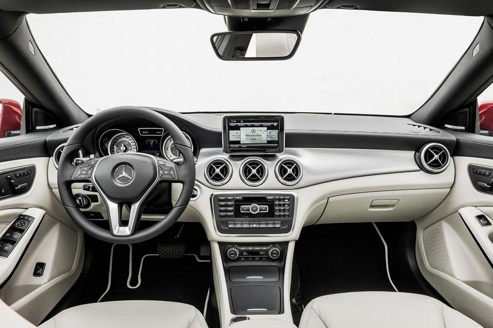 2014 Mercedes-Benz CLA Class (1)