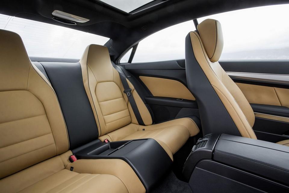 2014 Mercedes-Benz E-Class Coupe (4)