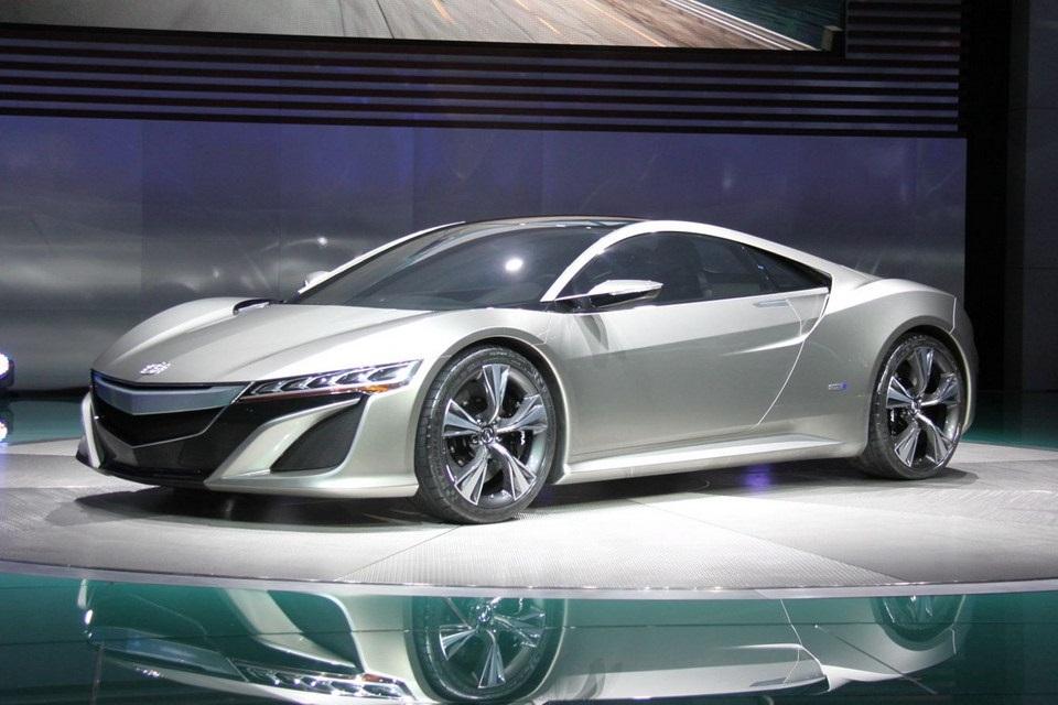 Acura NSX concept (1)