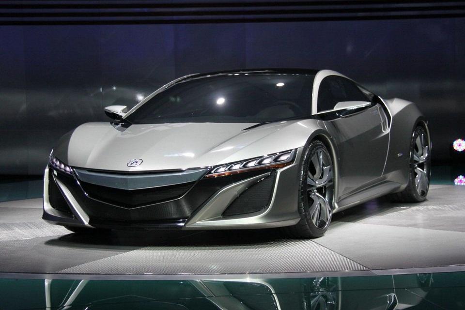 Acura NSX concept (2)