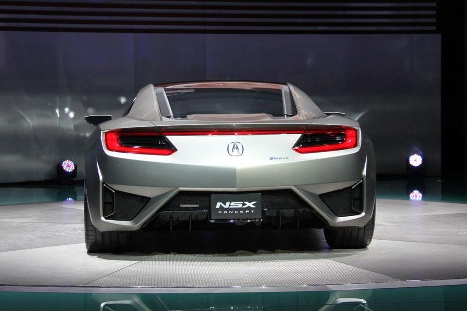 Acura NSX concept (4)