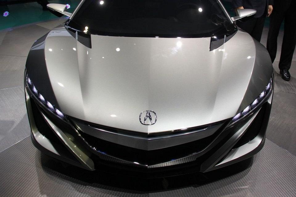 Acura NSX concept (5)