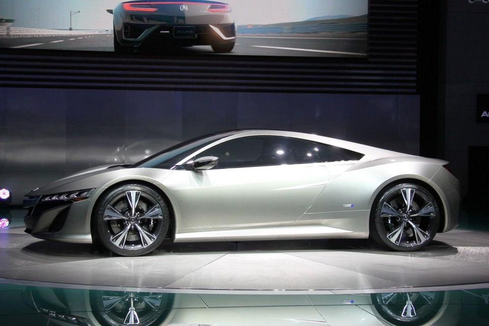 Acura NSX concept (6)