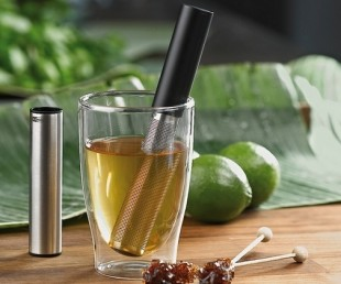 Adhoc Tea Infuser - Stick with Stand