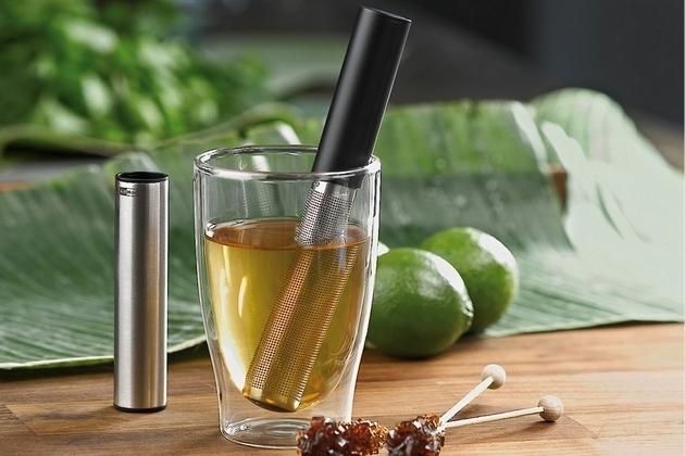 Adhoc Tea Infuser - Stick with Stand