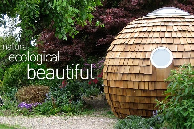 Archipod Eco-Friendly Garden Office Pod (2)