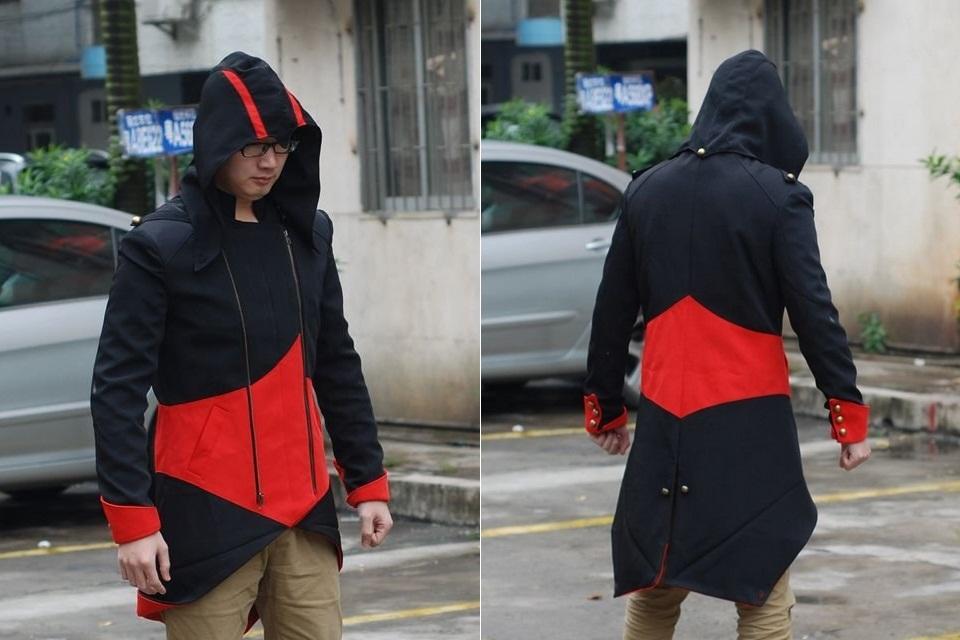 Assassin's Creed III Connor Kenway JacketHoodie