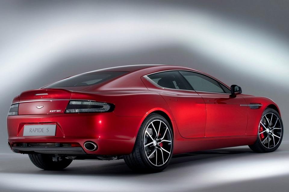 Aston Martin Rapide S (2)