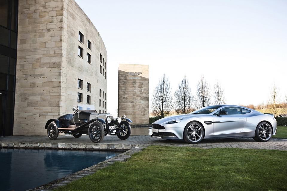 Aston Martin Vanquish Centenary Edition (5)