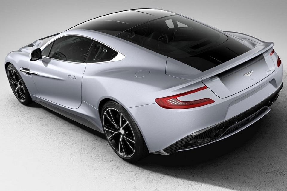 Aston Martin Vanquish Centenary Edition (4)