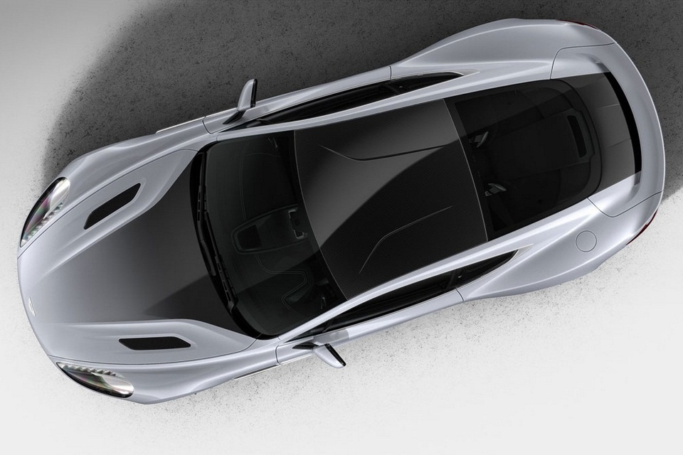 Aston Martin Vanquish Centenary Edition (3)