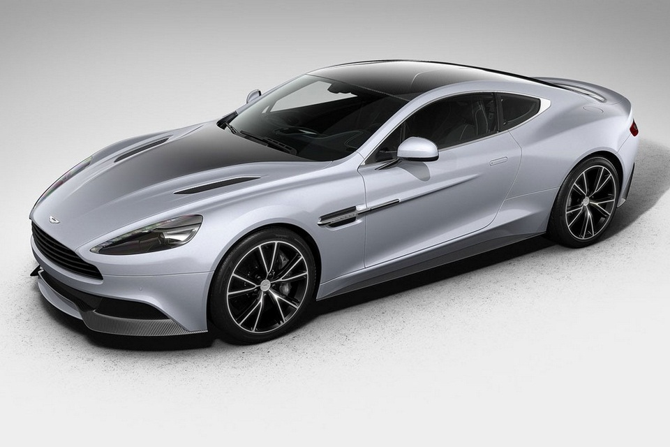 Aston Martin Vanquish Centenary Edition (2)