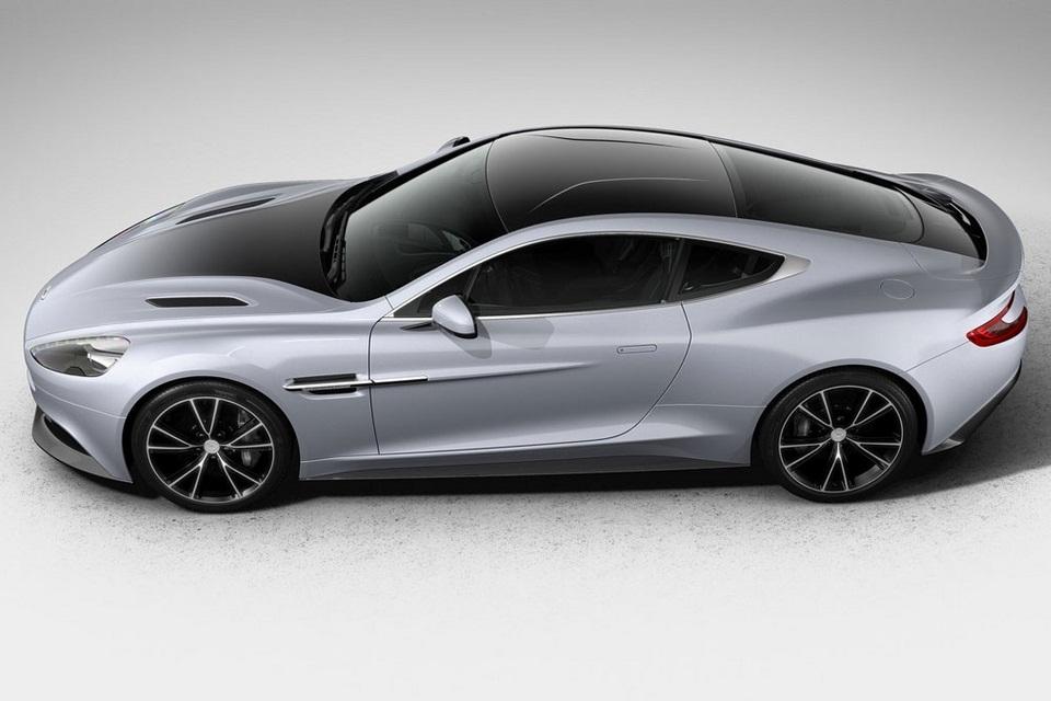Aston Martin Vanquish Centenary Edition (1)