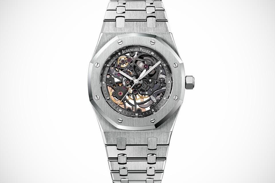 Audemars Piguet The Royal Oak Watch